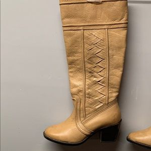 Fossil boots size 6.5